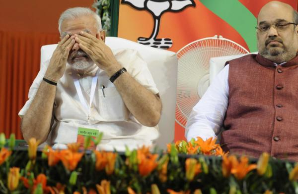 Gujarat માં PM Modi નો વિશ્વાસ ડગમગાયો, ભાજપમાં ચિંતાનો માહોલ !