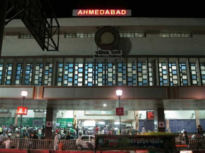 અમદાવાદ: કાલુપુર રેલવે સ્ટેશનને Bomb થી ઉડાડવાની મળી ધમકી