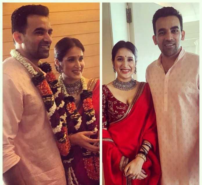 'ચક દે ઇન્ડિયા' ગર્લ સાથે Zaheer Khan એ કર્યા લગ્ન