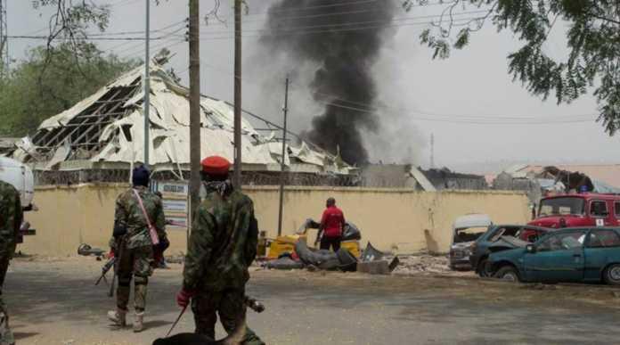 Nigeria: મસ્જિદમાં આત્મઘાતી હુમલો, ૫૦ ના મોત