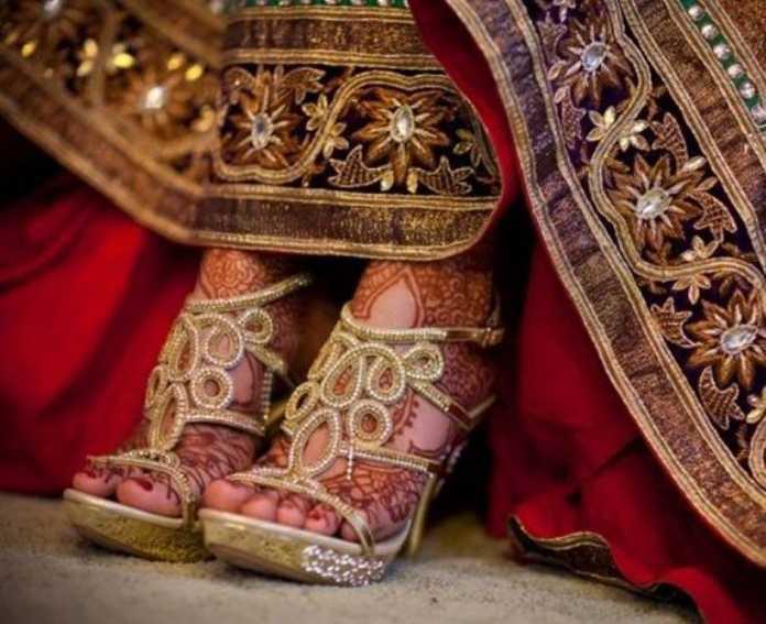 દુલ્હનની પર્સનાલીટીમાં વધારો કરશે આ Wedding Sandals