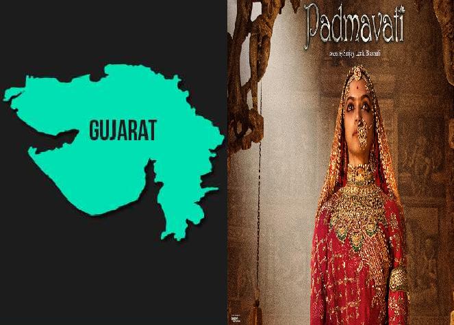 Gujarat માં ફિલ્મ પદ્માવતીની રીલીઝ પર પ્રતિબંધ મુકાયો