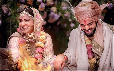લગ્નના 10 દિવસમાં અનુષ્કા શર્માએ ટ્વિટર પર જાહેર કરી ખુશખબર