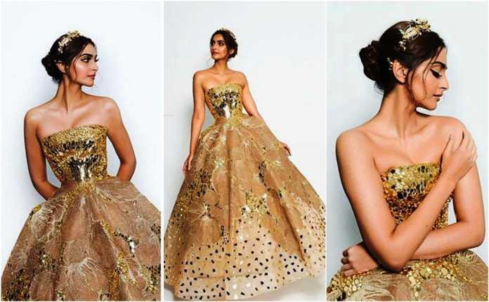 બોલીવુડ અભિનેત્રી Sonam Kapoor ની લેટેસ્ટ ઇન્સ્ટાગ્રામ તસ્વીરો