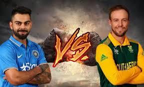 ભારત અને આફ્રિકા વચ્ચે શુક્રવારથી પ્રથમ ટેસ્ટ મેચ