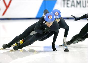 વિન્ટર ઓલમ્પિકની 10 કિલોમીટર હિલ સ્કેટિંગમાં જર્મને કર્યું ક્લીન સ્વીપ