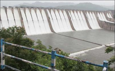 નર્મદા ડેમની જળસપાટી 119,24 મીટરે પહોંચી :24 કલાકમાં 2,5 મીટર નવા નીર આવ્યા
