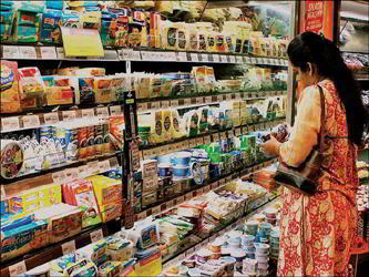 મંદી દેવીનો પ્રકોપ સતત વધી રહ્યો છે ગ્રામ્ય વિસ્તારોની ખરીદી છેલ્લા ૭ વર્ષમાં સૌથી નબળી